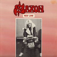 Saxon - Red Line LP