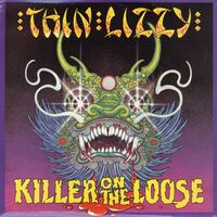 Thin Lizzy - Killer On The Loose 7inch (2)