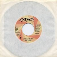 Thin Lizzy - Little Darlin 7inch (promo)