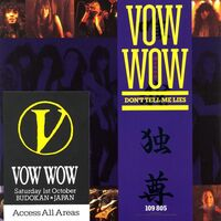 Vow Wow - Don't Tell Me Lies 7inch