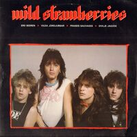 Wild Strawberries - Wild Strawberries LP