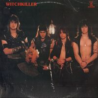 Witchkiller - Day of the Saxons LP
