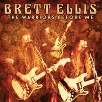 Brett Ellis - The Warriors Before Me CD