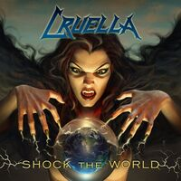 Cruella - Shock The World CD