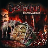 Destruction - Thrash Anthems 2-LP