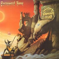 Diamond Head - Borrowed Time LP