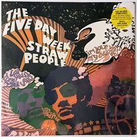 The Five Day Week Straw People - The Five Day Week Straw People LP