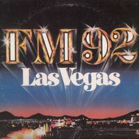 Various Artists - FM92 Las Vegas LP