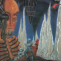 Various Artists - Heavy Metal Force V 2-LP