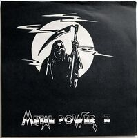 Various Artists - Metal Power V 7-Inch IR 2850