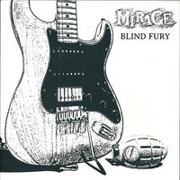 Mirage - Blind Fury 7-Inch