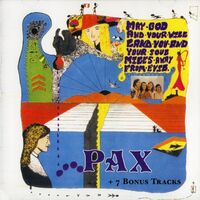 Pax - May God And Your Will Land You CD
