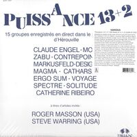 Various Artists - Puissance 13+2 2-LP