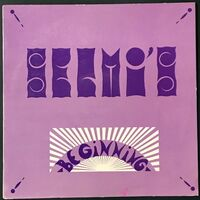 Selmi's - Beginning LP