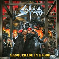 Sodom - Masquerade In Blood LP