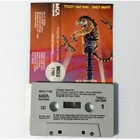 Tygers Of Pan Tang - Crazy Nights Cassette