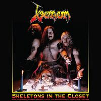 Venom - Skeletons In The Closet 2-LP