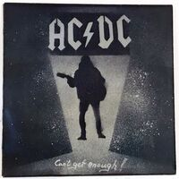 AC/DC - Can't Get Enough LP