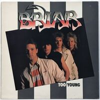 Briar - Too Young LP HMR LP 41