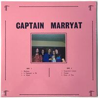 Captain Marryat - Captain Marryat LP Shadoks 114