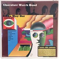 Chocolate Watch Band - No Way Out LP