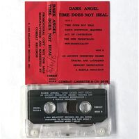 Dark Angel - Time Does Not Heal Cassette 2018-4
