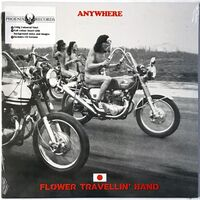Flower Travellin' Band - Anywhere LP (+CD) ASHCLP3054B