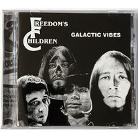 Freedom's Children - Galactic Vibes CD FreshCD 126