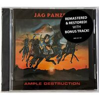 Jag Panzer - Ample Destruction CD HRR 291 CD