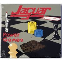 Jaguar - Power Games CD