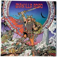 Manilla Road - Mark of the Beast 2-LP MLP010-K