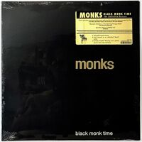 Monks - Black Monk Time 2-LP