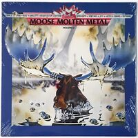 Various Artists - Moose Molten Metal Volume 2 LP SQ6540