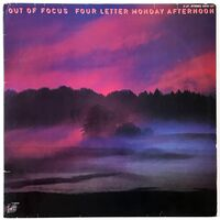Out Of Focus - Four Letter Monday Afternoon 2-LP