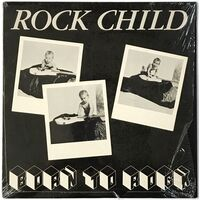 Rock Child - Born To Rock LP MCF 5008