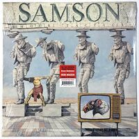 Samson - Shock Tactics LP