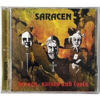 Saracen - Heroes, Saints And Fools CD
