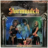 Stormwitch - Stronger Than Heaven LP