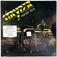 Stryper - Soldiers Under Command LP