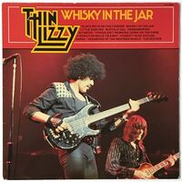 Thin Lizzy - Whisky In The Jar LP