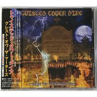 Twisted Tower Dire - Crest of the Martyrs CD SBCD-1004