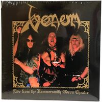 Venom - Live From The Hammersmith Odeon Theatre LP