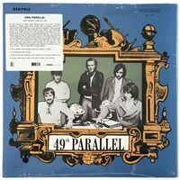 49th Parallel - 49th Parallel LP Lion LP-138