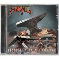 Anvil - Absolutely No Alternative CD MASCD0134
