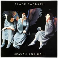 Black Sabbath - Heaven And Hell LP 6302 017
