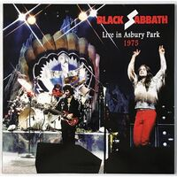 Black Sabbath - Live In Asbury Park 1975 2-LP VER 26