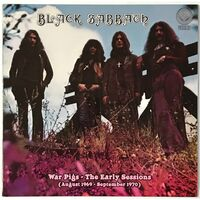 Black Sabbath - War Pigs The Early Sessions (August 1969 - September 1970) LP VER 14