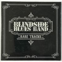 Blindside Blues Band - Rare Tracks CD GYR070