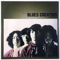 Blues Creation, The - Blues Creation LP BAR 348