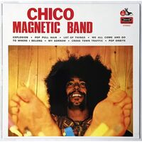 Chico Magnetic Band - Chico Magnetic Band LP ARLP 516